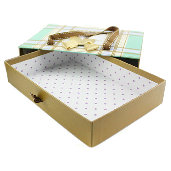 Clothing paper box 50137